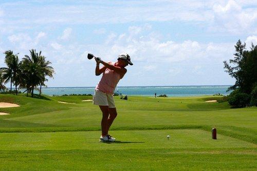 Golf – en sport för tjejer